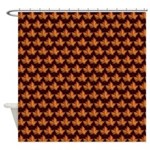 Canada Maple Leaf Shower Curtain