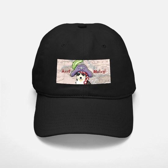Husky Pirate Baseball Hat