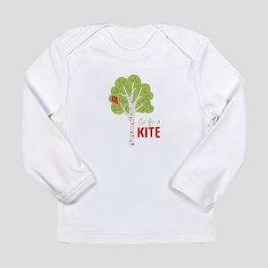 Go FlY a KITE Long Sleeve T-Shirt