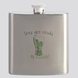 Lets get ready to mumble! Flask