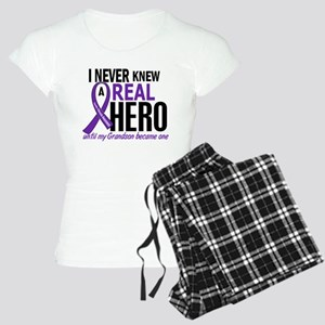 Cystic Fibrosis Real Hero 2 Women's Light Pajamas