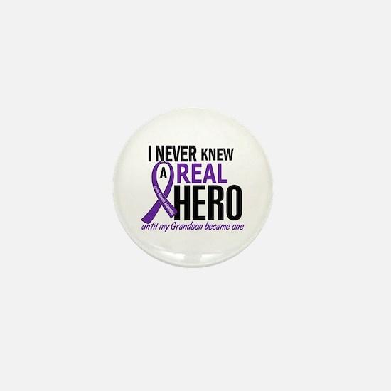 Cystic Fibrosis Real Hero 2 Mini Button