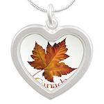 Canada Maple Leaf Souvenir Necklaces
