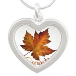 Canada Maple Leaf Souvenir Necklaces