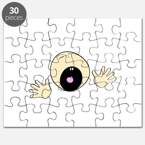 Cry Baby Boy Puzzle