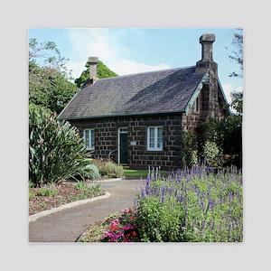 Bluestone Cottage Victorian Garden Queen Duvet