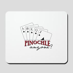PINOCHLE amzone? Mousepad