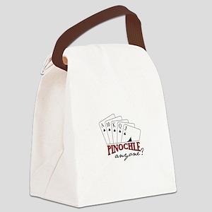 PINOCHLE amzone? Canvas Lunch Bag