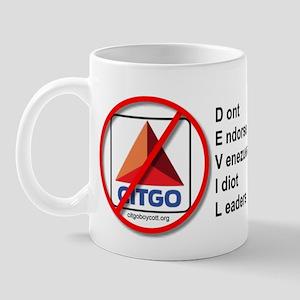 Devil Mug - Boycott Citgo