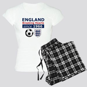 England.  Breaking Hearts s Women's Light Pajamas