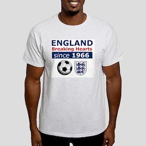 England.  Breaking Hearts since 1966 Light T-Shirt
