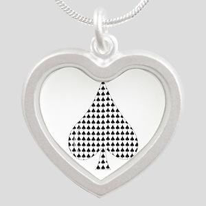 Spade Suit Necklaces