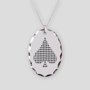 Spade Suit Necklace