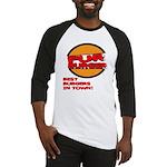 Fur Burger Baseball Jersey