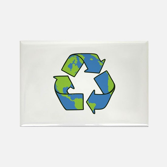 Recycle Symbol Magnets