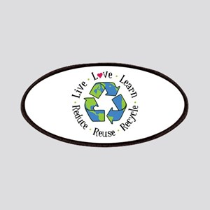 Live.Love.Learn.Recycle.Reuse.Reduce Patches