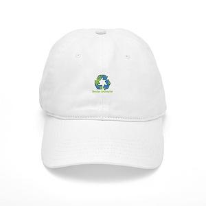 c7506eb64da Green Arrow Baseball Hats - CafePress