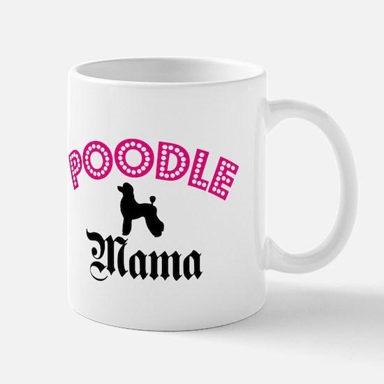 Poodle Mama Mug