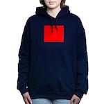 December Women's Hooded Sweatshirt