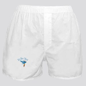 Its How I Roll Boxer Shorts
