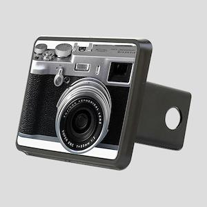 Vintage Camera Rectangular Hitch Cover