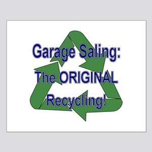 Tho ORIGINAL Recycling! Small Poster