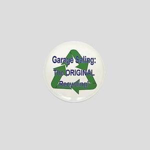 Tho ORIGINAL Recycling! Mini Button