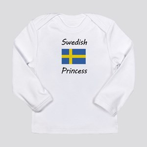 Swedish Princess Long Sleeve T-Shirt