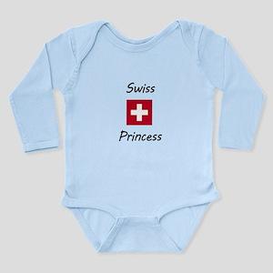 Swiss Princess Body Suit