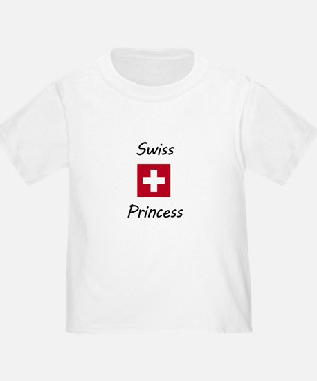 Swiss Princess T-Shirt