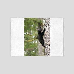 Bear Cub 5'x7'Area Rug