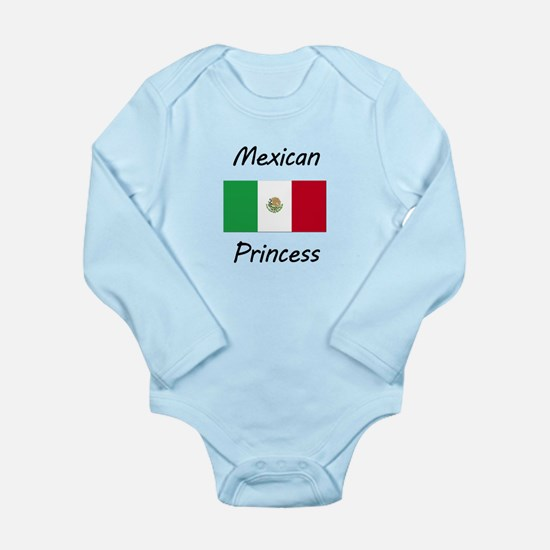 Mexican Princess Body Suit