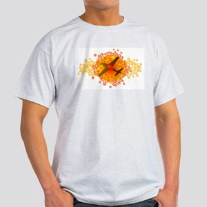 Aircraft - Into The Sun Light T-Shirt