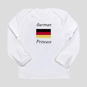 German Princess Long Sleeve T-Shirt