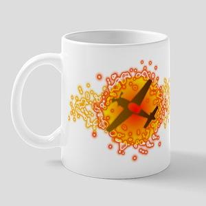 Aircraft - Into The Sun Mug
