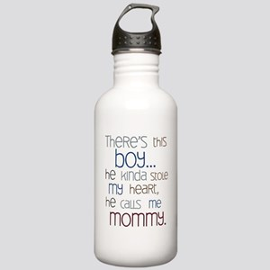 Baby Boy Quote for Mom Stainless Water Bottle 1.0L