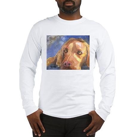 Vizsla #2 Long Sleeve T-Shirt