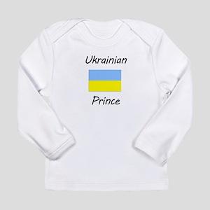 Ukrainian Prince Long Sleeve T-Shirt