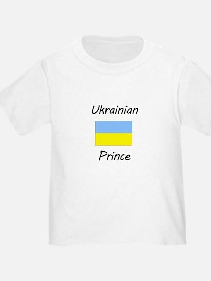 Ukrainian Prince T-Shirt