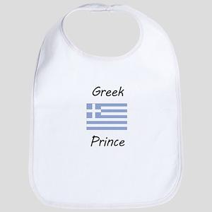 Greek Prince Bib