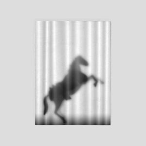 Warhorse Silhouette 5'x7'Area Rug
