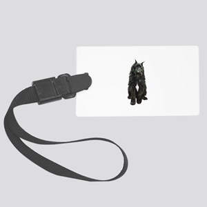 Bouvier (black) Large Luggage Tag