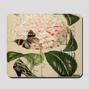 modern pairs fashion stilettos butterfly Mousepad