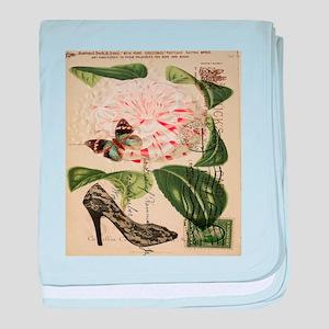 modern pairs fashion stilettos butterfly baby blan