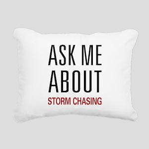 askstorm Rectangular Canvas Pillow