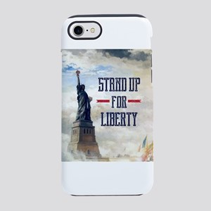 Stand Up for Liberty iPhone 7 Tough Case
