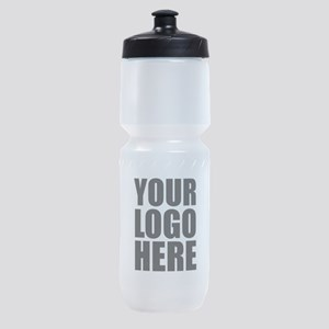 Your Logo Here Personalize It! Sports Bottle
