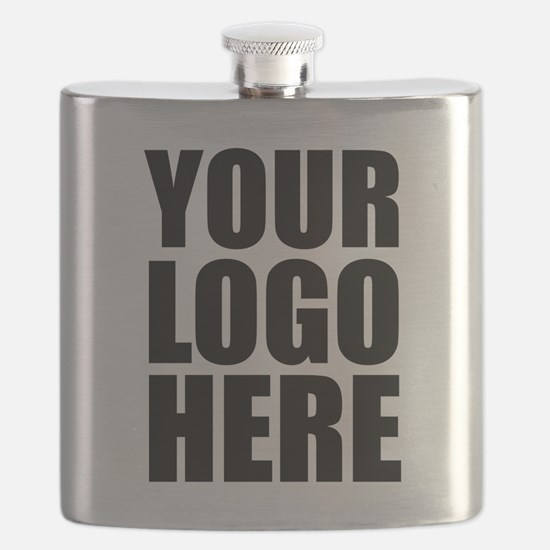 Your Logo Here Personalize It! Flask