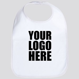 Your Logo Here Personalize It! Bib