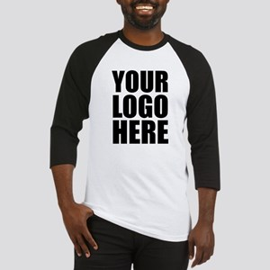 Your Logo Here Personalize It! Baseball Jersey